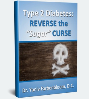 Dr. Farbenbloom Diabetes Book - Type 2 Diabetes: Reverse the Sugar Curse